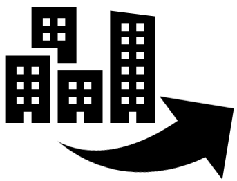 logo buildings