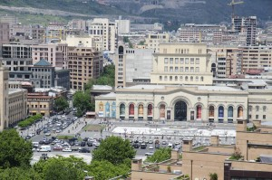 Erevan,panorama